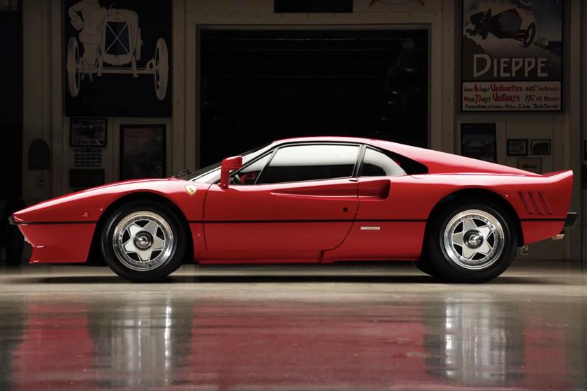 обзор феррари 288 GTO