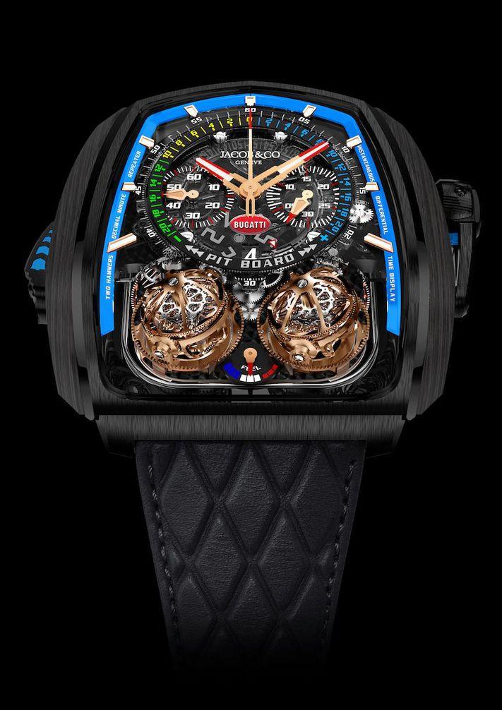 Jacob&Co часы Bugatti