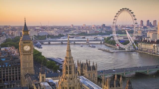 лондон месте жительства самых богатых людей