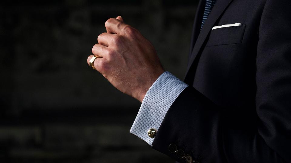 правильное ношение колец