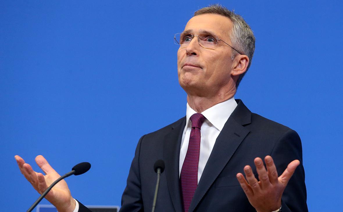 Срок полномочий генсека НАТО