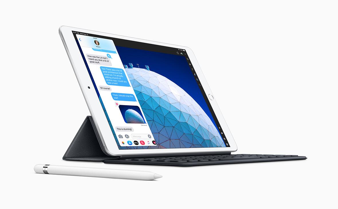 новые iPad Air и iPad mini