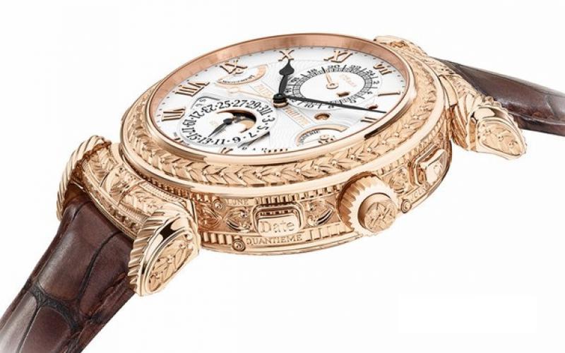 Юбилейные часы Patek Philippe