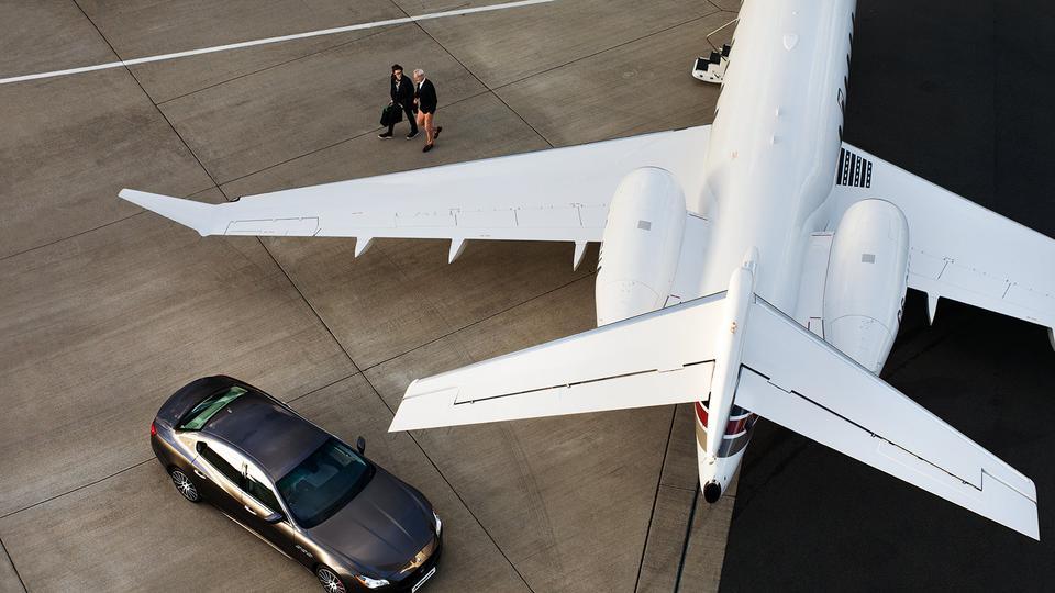 Способы пользования частными самолётами
