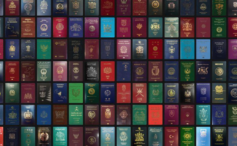 """Самые """"сильные"""" паспорта"""