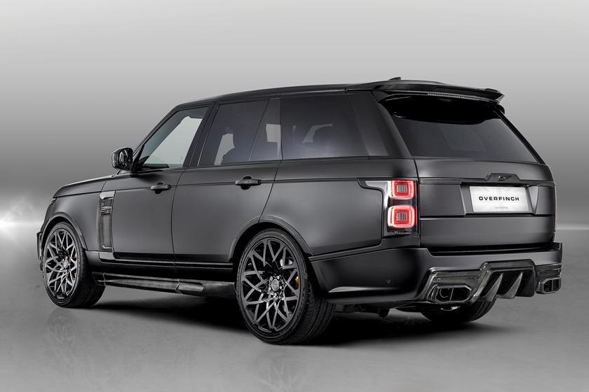 обзор Range Rover