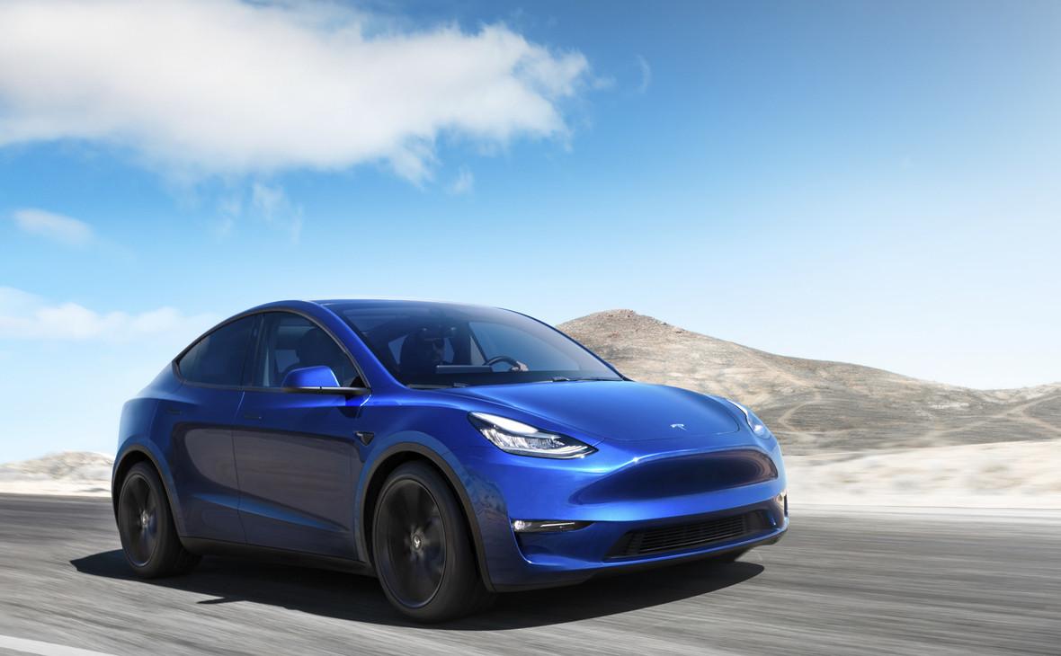 Tesla представила