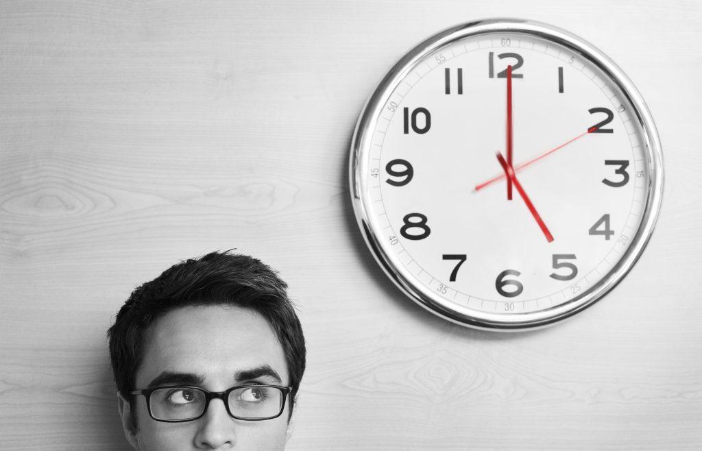 ускорение восприятия времени