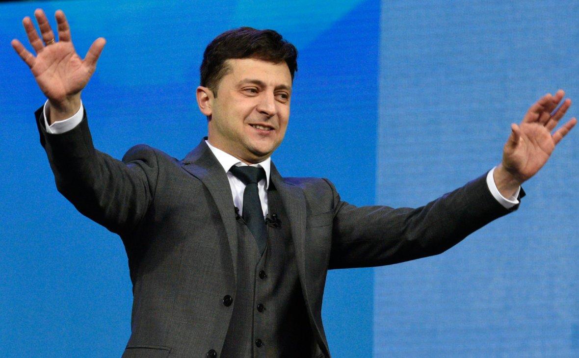 Итоги президентских выборов в Украине