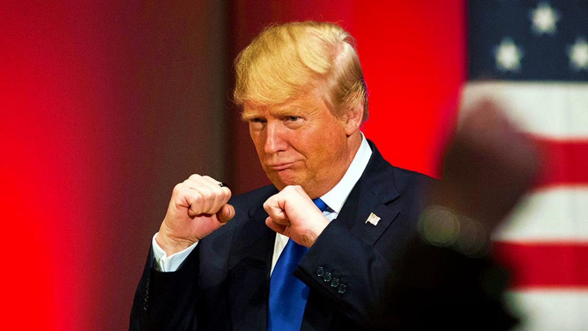 Трамп заявил о выходе США