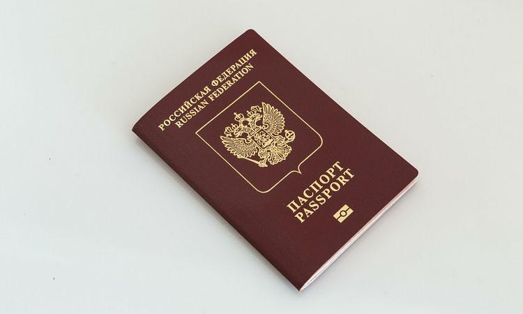 процедура выдачи российских паспортов