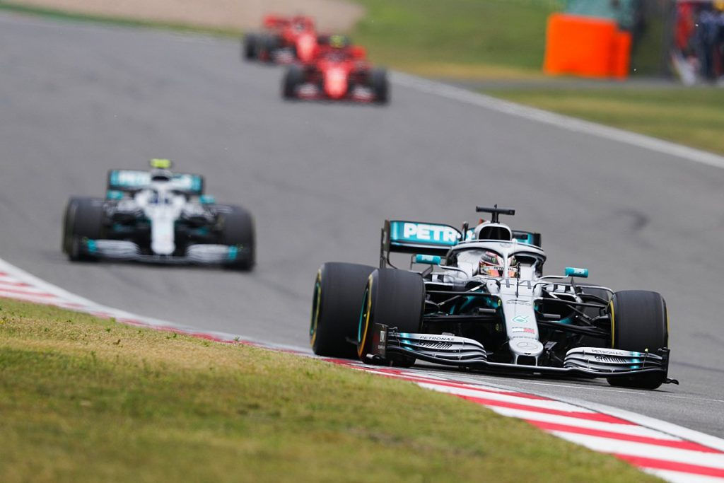 1000 гонка F1