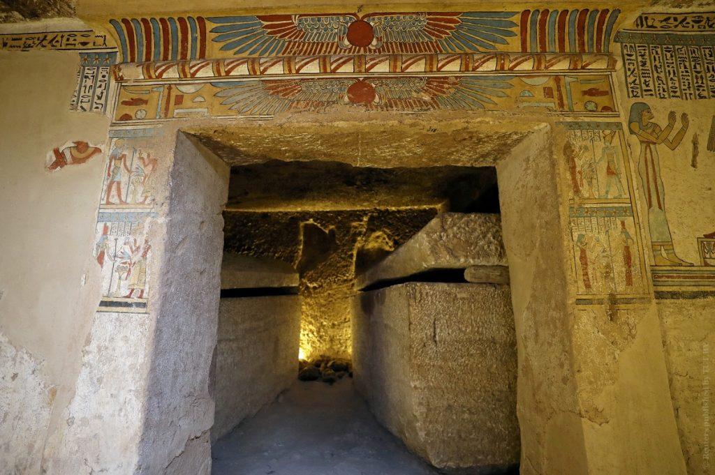 В Египте открыли новую гробницу