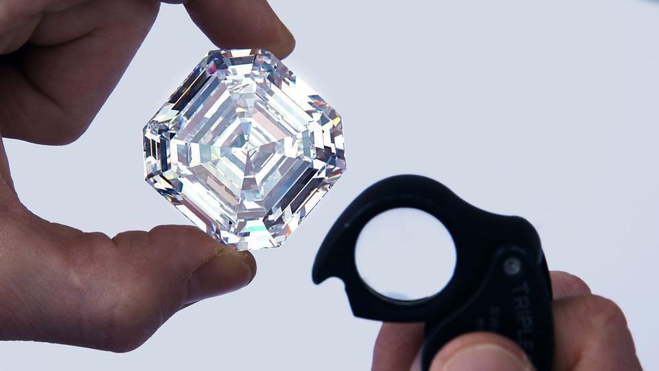 самый большой алмаз