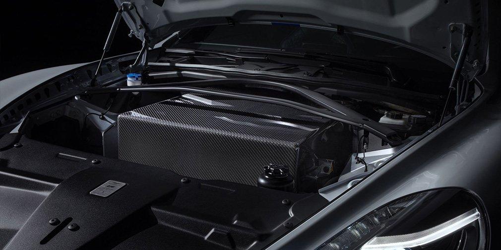 электрокар Aston Martin