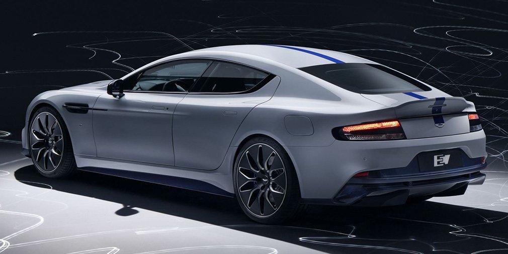 обзор Aston Martin