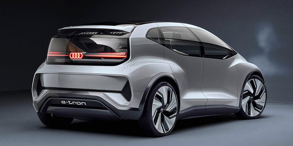 Audi обзор