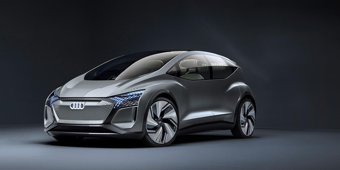 Audi представили концепт