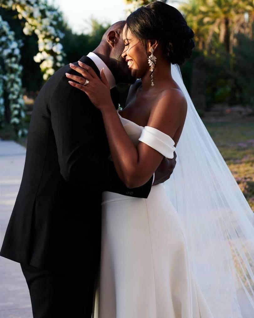 Идрис Эльба и невеста