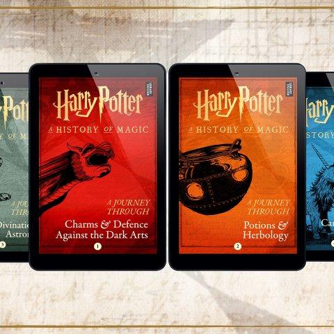 новые книги о Гарри Поттере