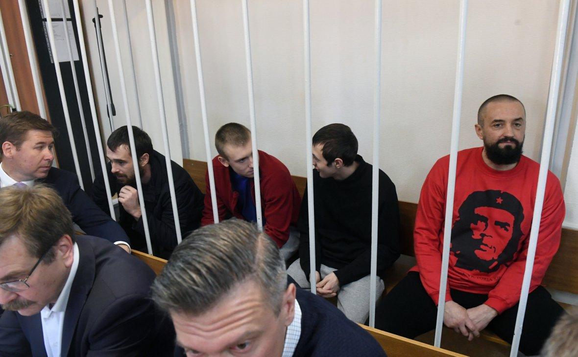 суд по керченским морякам