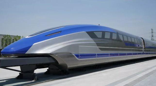 суперскоростной поезд