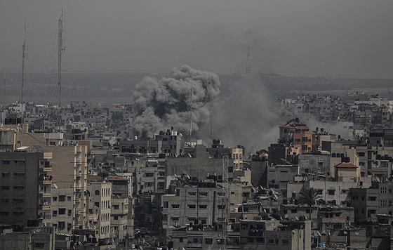 Конфликт между Газой и Израилем