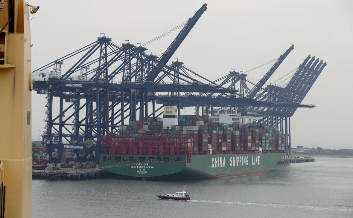 торговой войне США и Китая