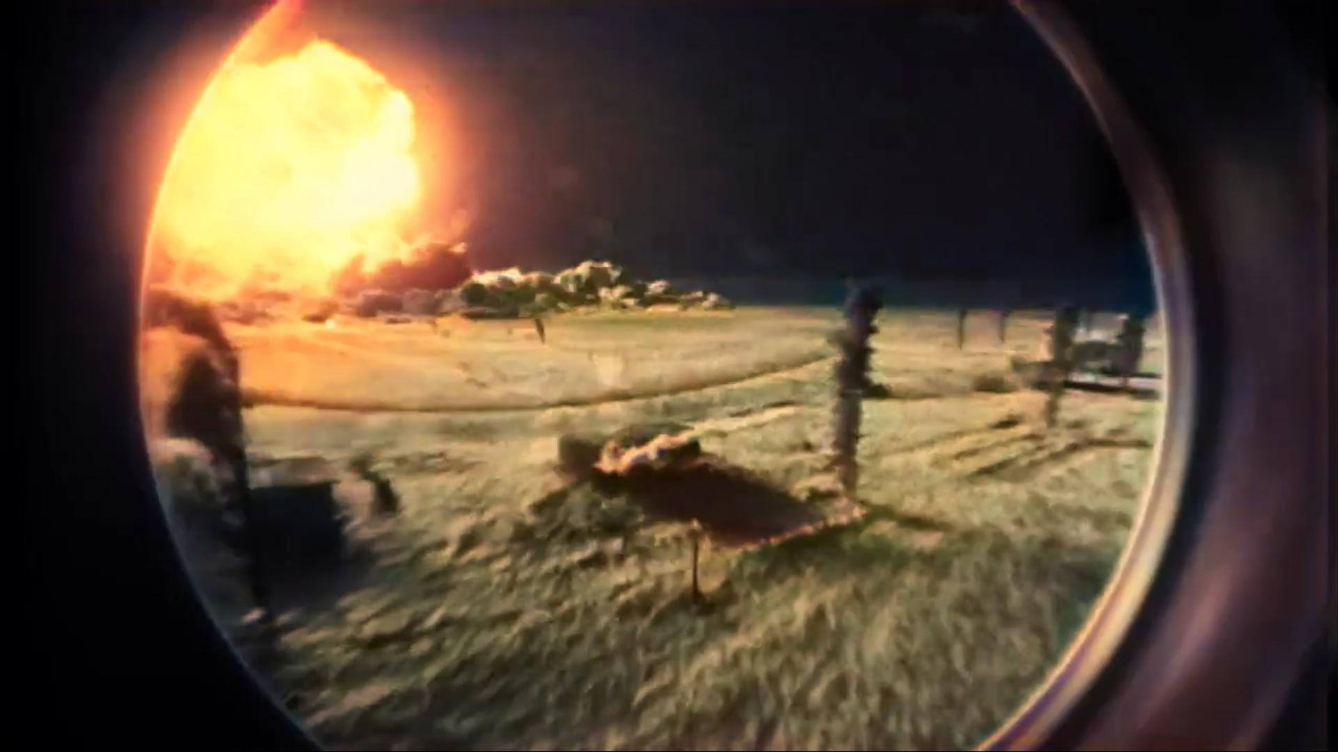видео одного из известнейших ядерных испытаний