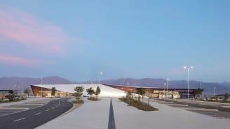 аэропорт израиль