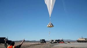 парашютные системы космического корабля