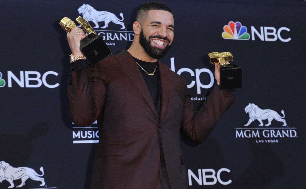 Drake установил рекорд