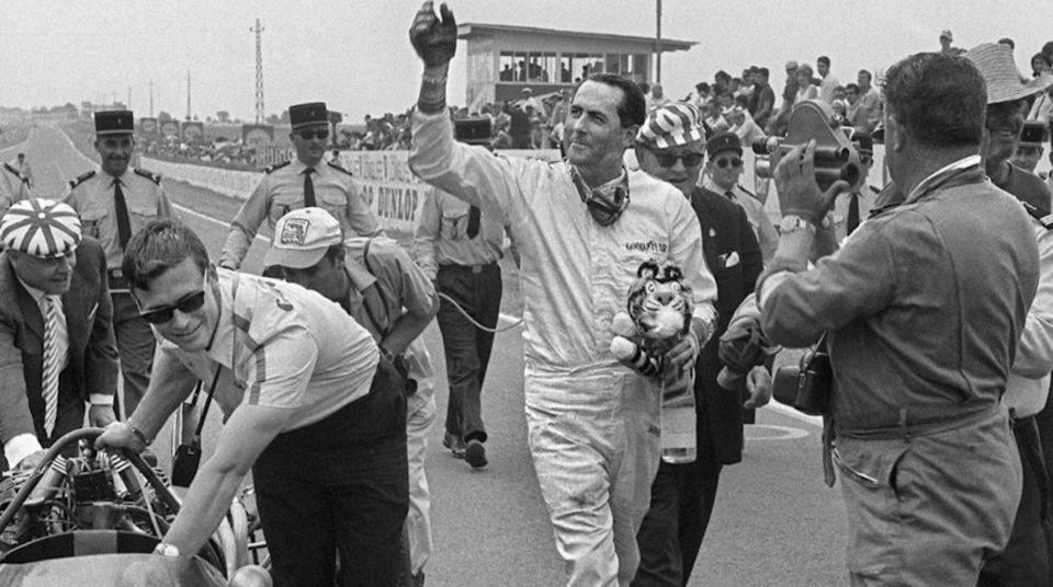Гран При Франции '66.