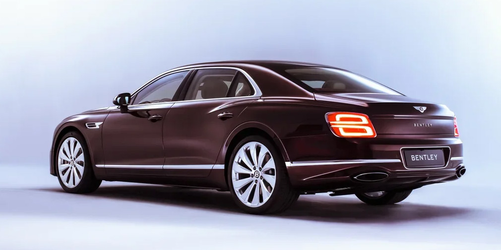 фотографии Bentley Flying Spur