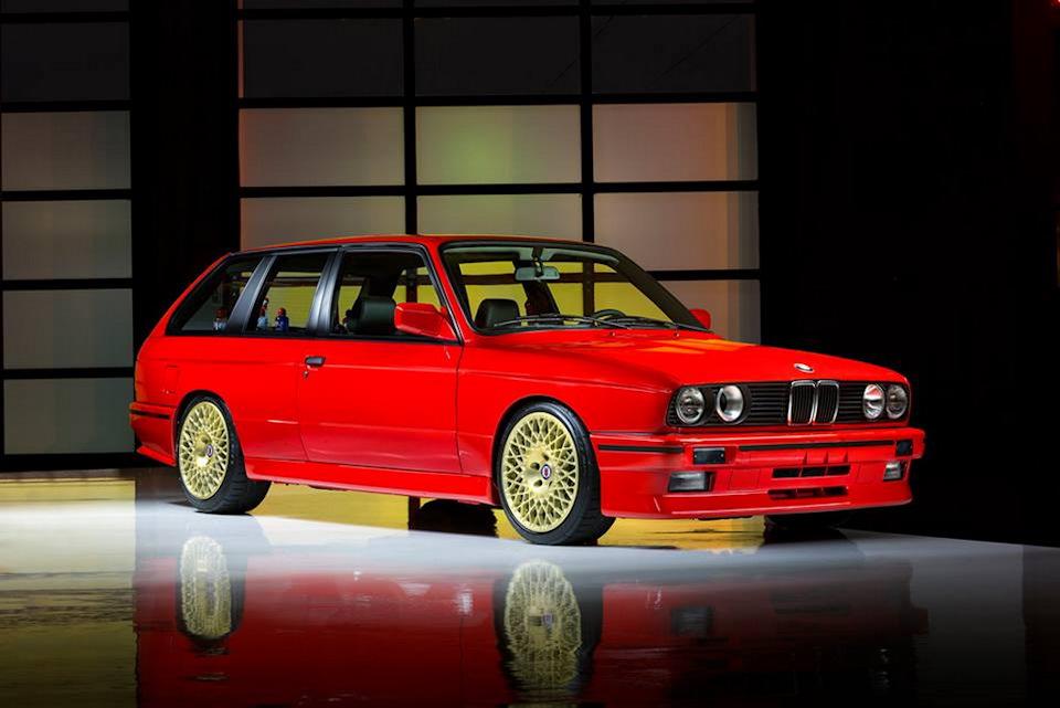 BMW универсал