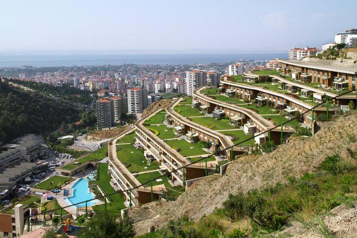 жилой комплекс турция