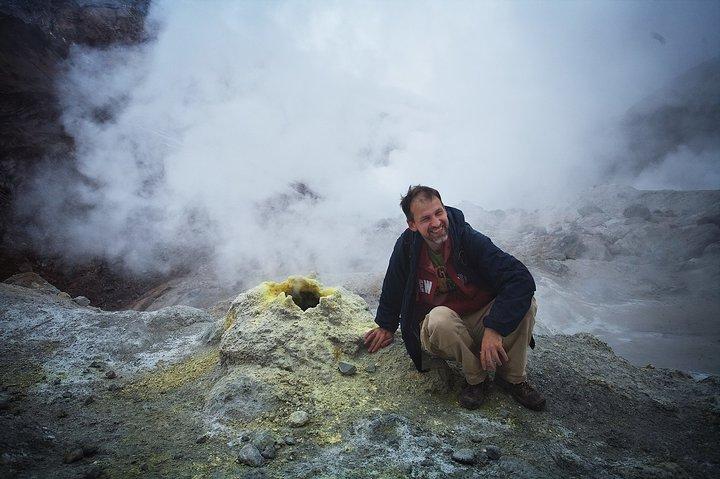 наблюдение за вулканами