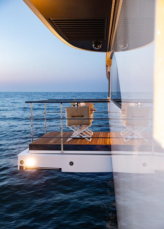 яхта вайдер 165