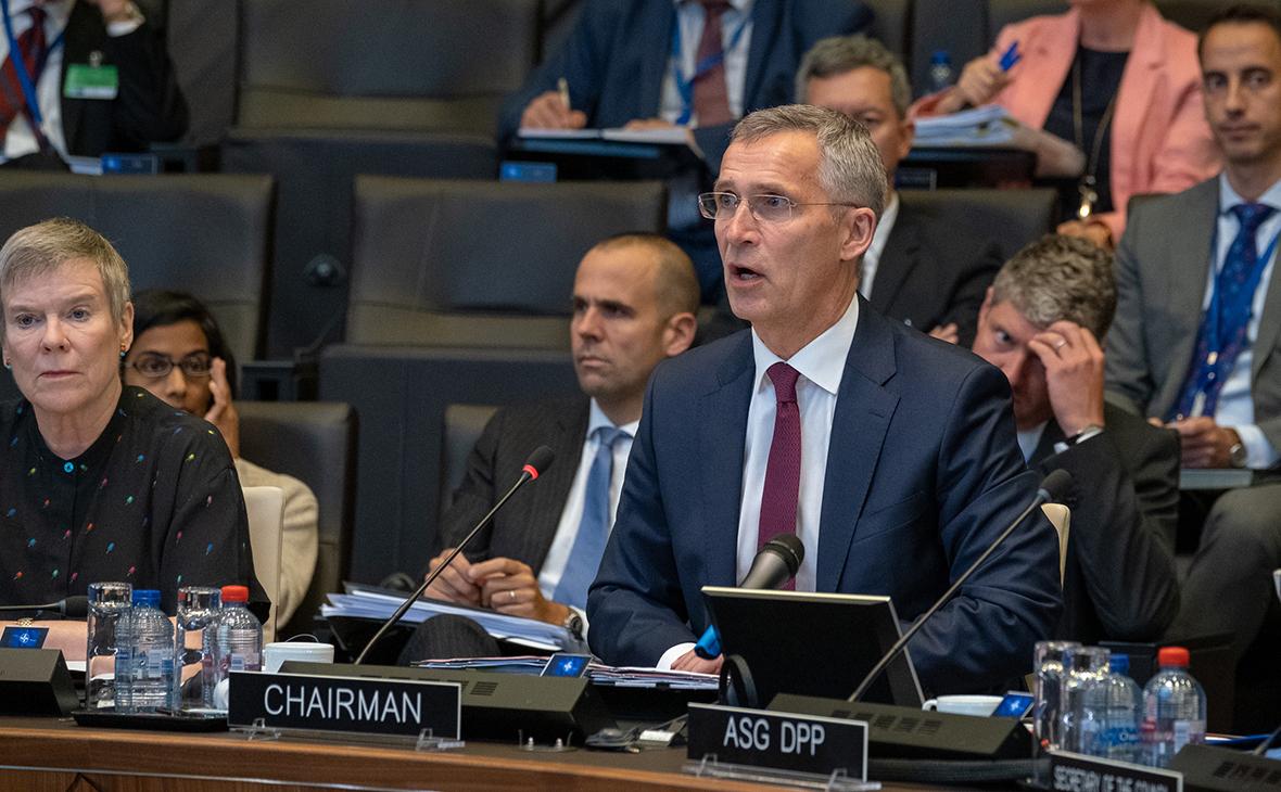 НАТО готовит план