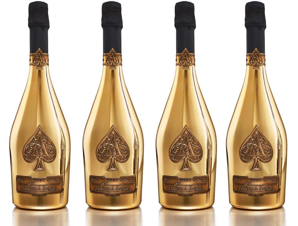 производство шампанского Armand de Brignac
