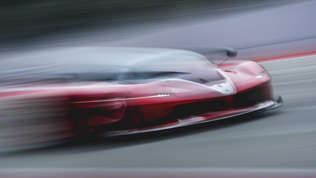 Ferrari xx