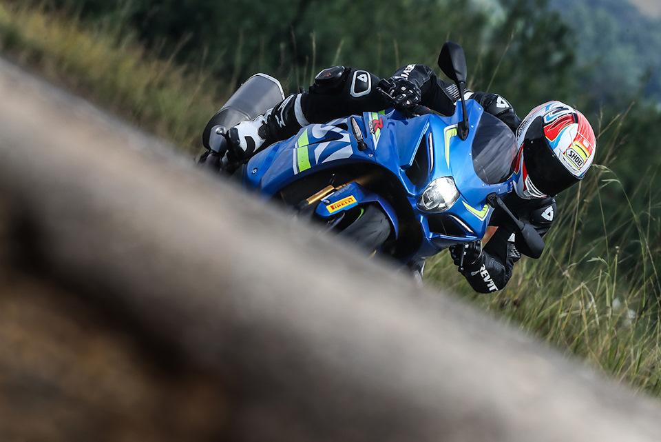Suzuki GSX-R1000/R