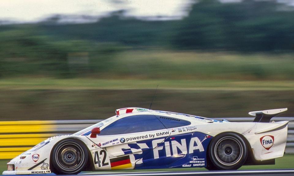 McLaren F1 GTR 'Longtail