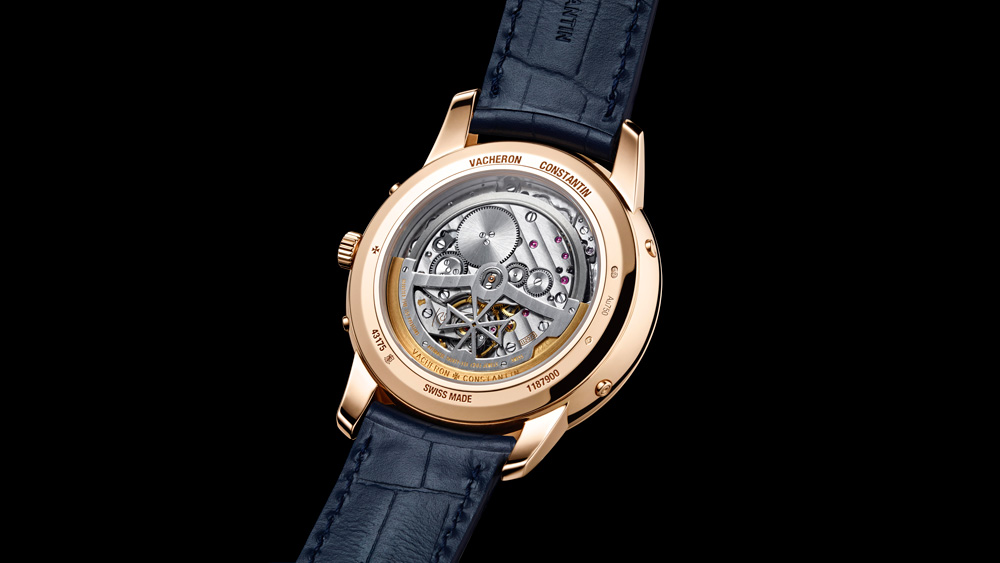 характеристики часов Vacheron Constantin