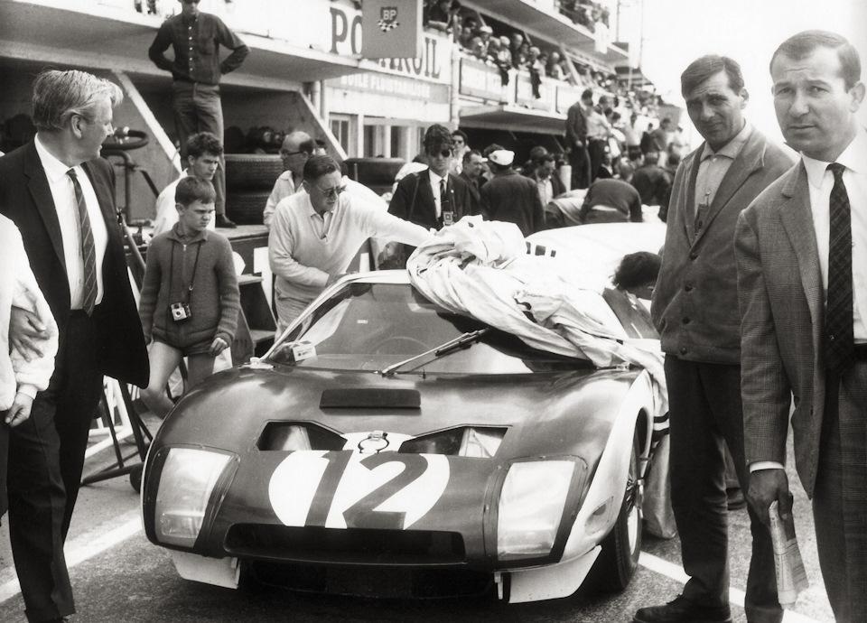 «24 часов Ле-Мана» '64.