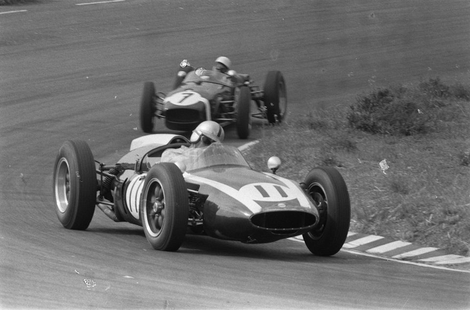 Гран При Голландии '60.