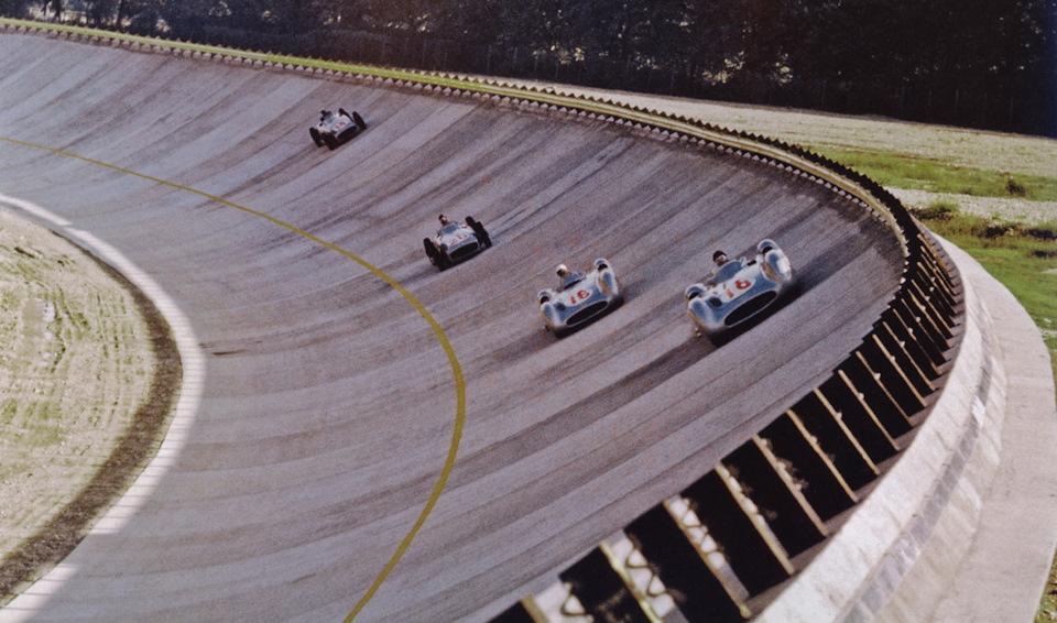 Гран При Италии '55