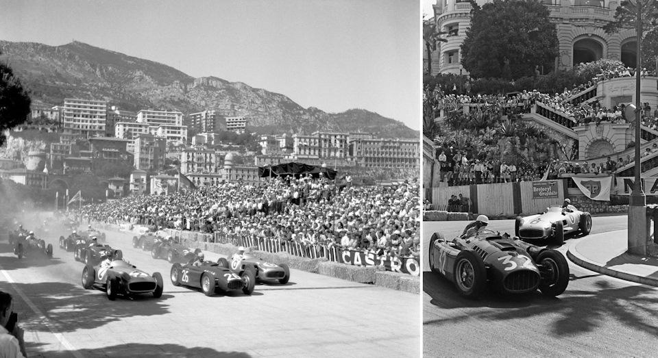 Гран При Монако '55