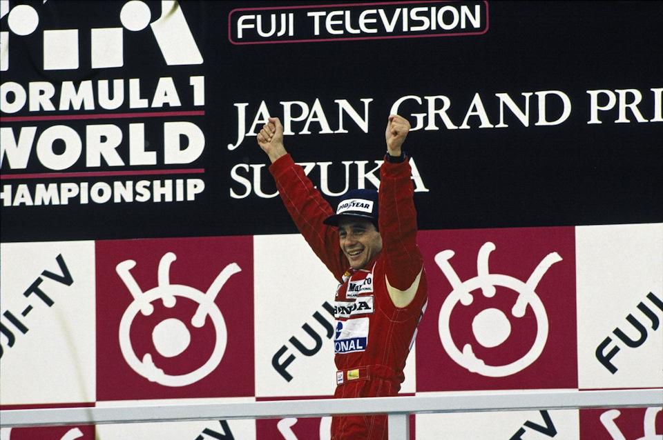 Гран При Японии '89 и '90