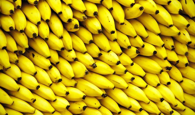 правильное питание и бананы